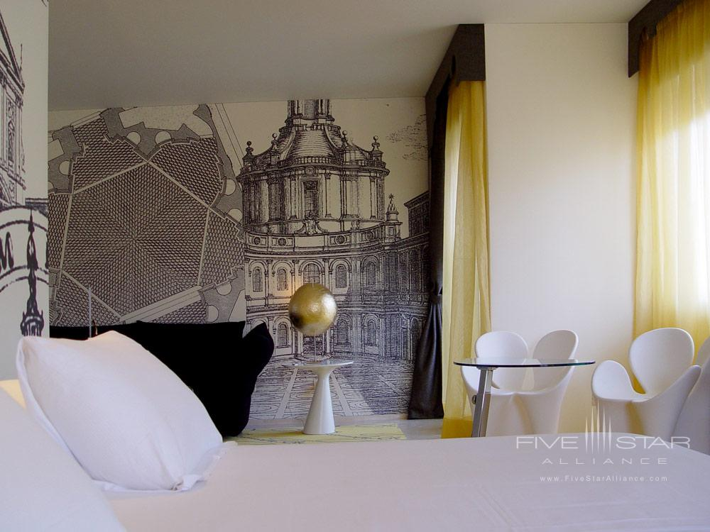 Suite Borromini at Ripa Hotel, Rome, Italy