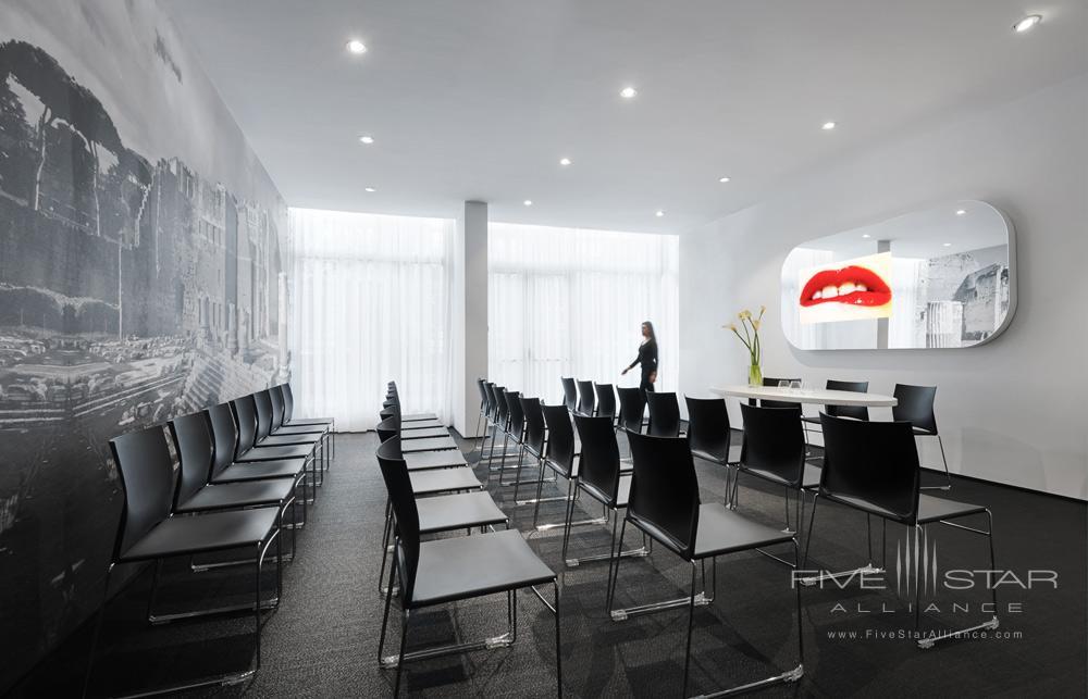 Sironi Meeting Room at Ripa Hotel, Rome, Italy