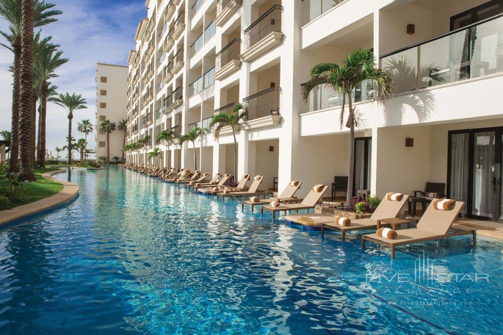 Swim Up Suites at Hyatt Ziva Los Cabos, San Jose del Cabo, Mexico