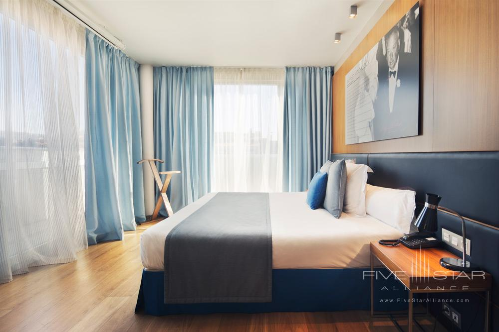 Suite at Astoria 7 Hotel, San Sebastian, Spain