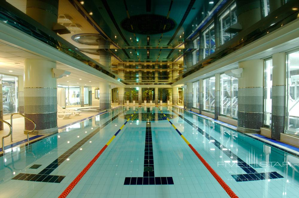 Indoor Swimming Pool at Imperial Palace Hotel SeoulSouth Korea