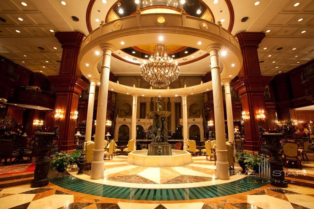 Lobby at Imperial Palace Hotel SeoulSouth Korea
