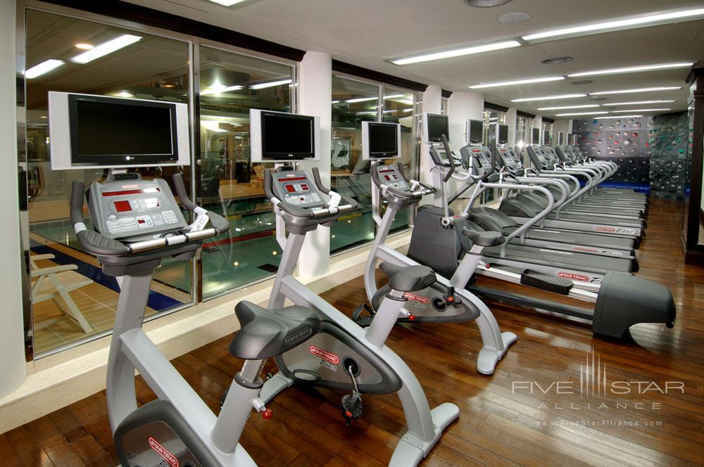Fitness Center at Imperial Palace Hotel SeoulSouth Korea