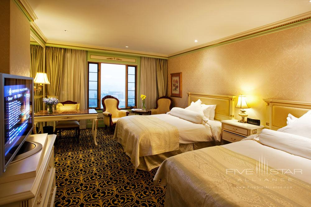 Deluxe Twin Guestroom at Imperial Palace Hotel SeoulSouth Korea