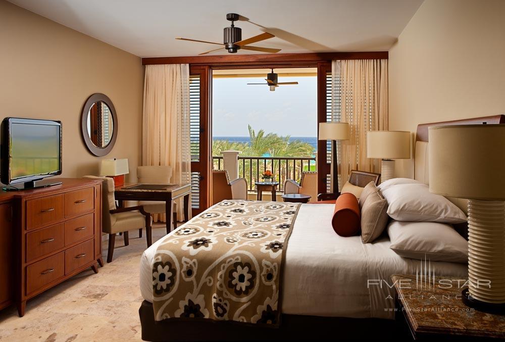 Partial Waterview King Guest Room at Santa Barbara Beach Golf Resort