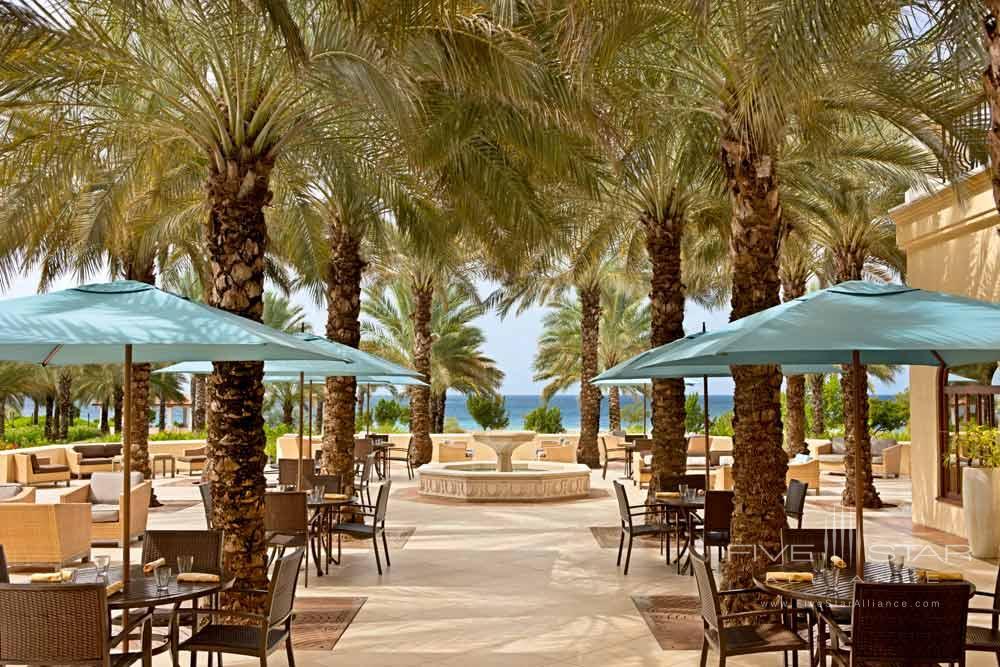 Medi Restaurant at Santa Barbara Beach Golf Resort