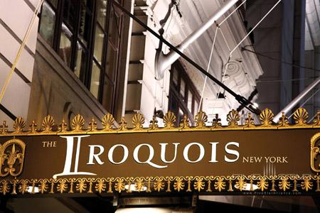 The Iroquois New York
