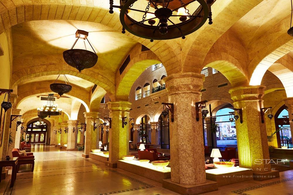 Lobby at Kempinski Hotel Soma BayHurghadaRed SeaEgypt