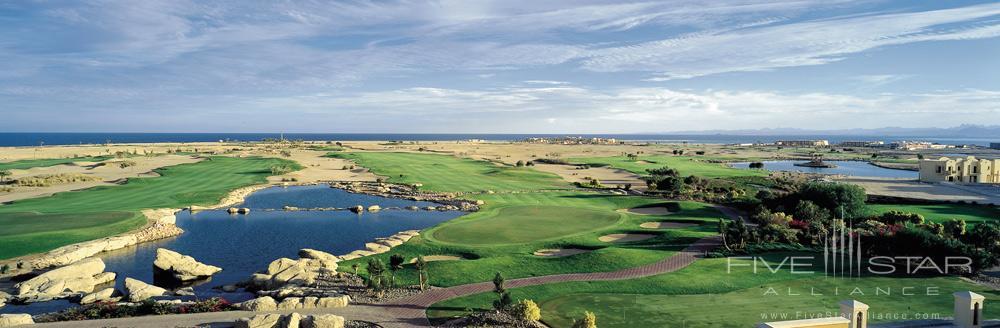 Golf Course at Kempinski Hotel Soma BayHurghadaRed SeaEgypt