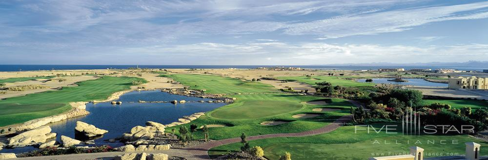 Golf Course at Kempinski Hotel Soma Bay, Hurghada, Red Sea, Egypt