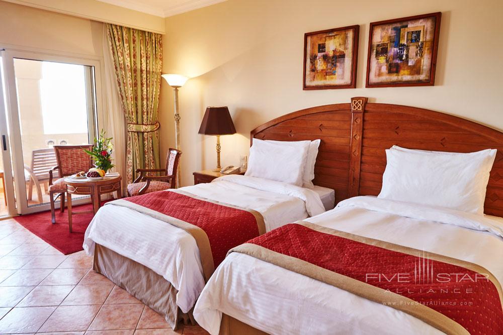 Double club room at Kempinski Hotel Soma Bay, Hurghada, Red Sea, Egypt