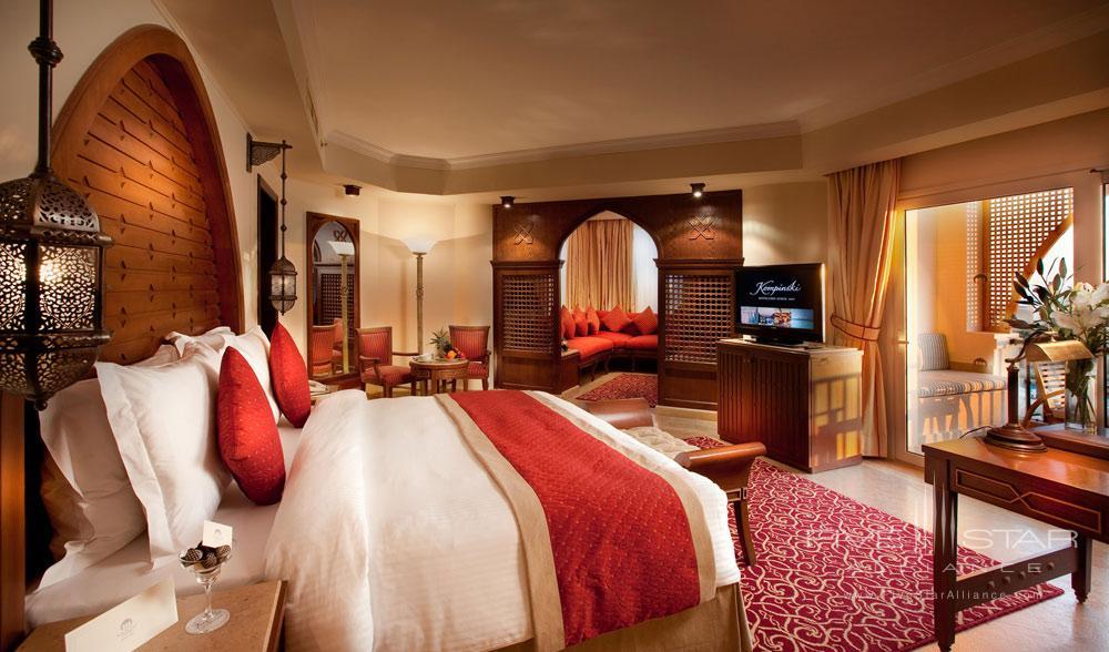 Junior Suite at Kempinski Hotel Soma BayHurghadaRed SeaEgypt