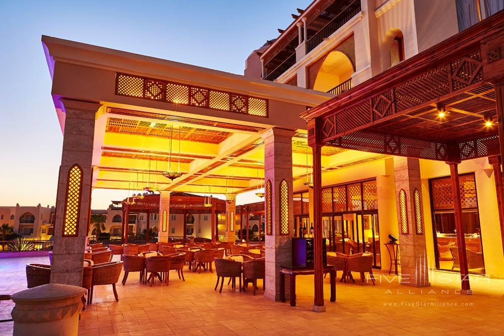 Sultan Bar at Kempinski Hotel Soma BayHurghadaRed SeaEgypt