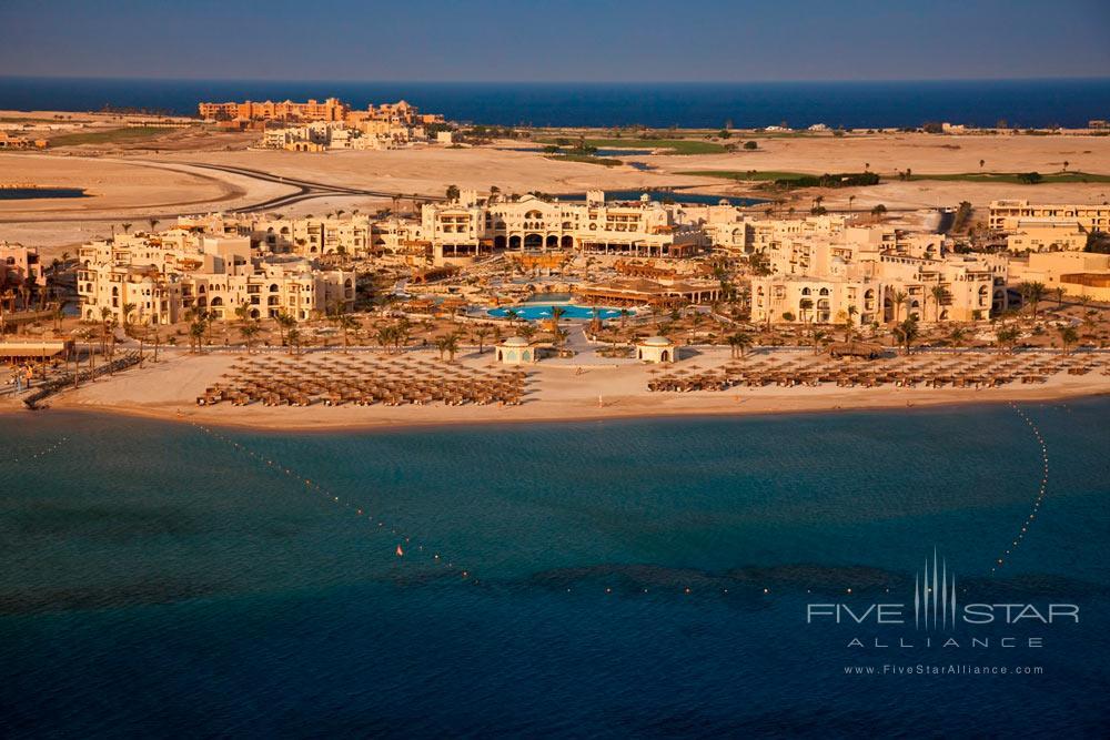 View of Kempinski Hotel Soma BayHurghadaRed SeaEgypt