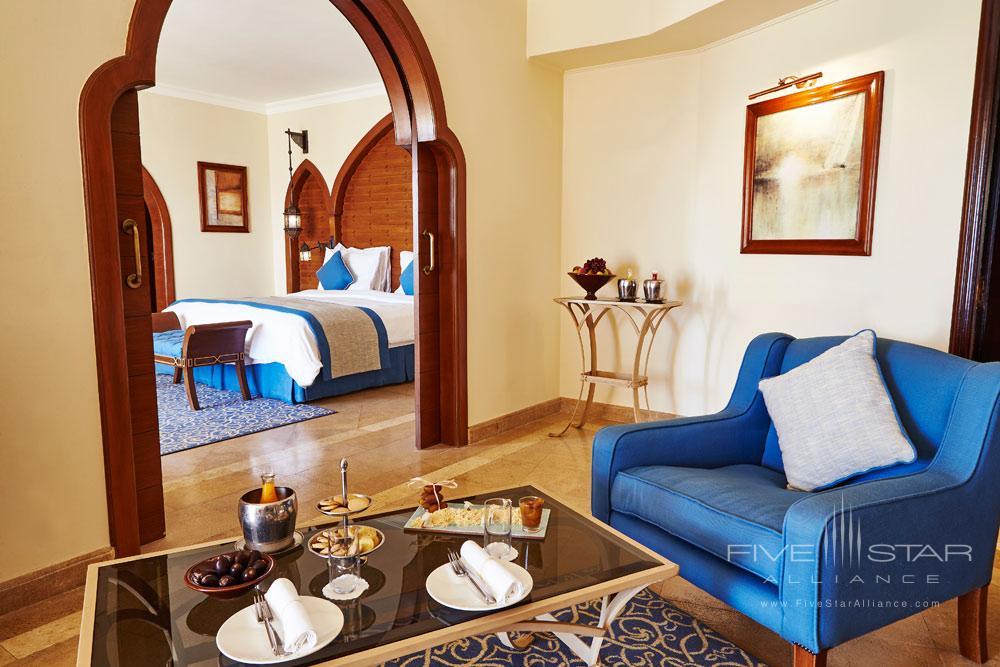 Deluxe Suite at Kempinski Hotel Soma BayHurghadaRed SeaEgypt
