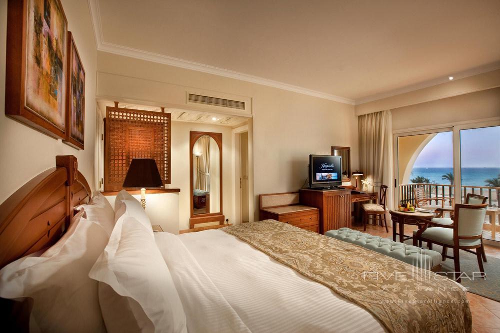 Guestroom at Kempinski Hotel Soma Bay, Hurghada, Red Sea, Egypt