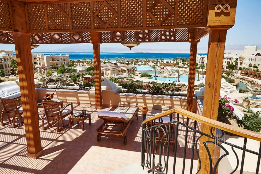 Presidential Suite Terrace at Kempinski Hotel Soma BayHurghadaRed SeaEgypt