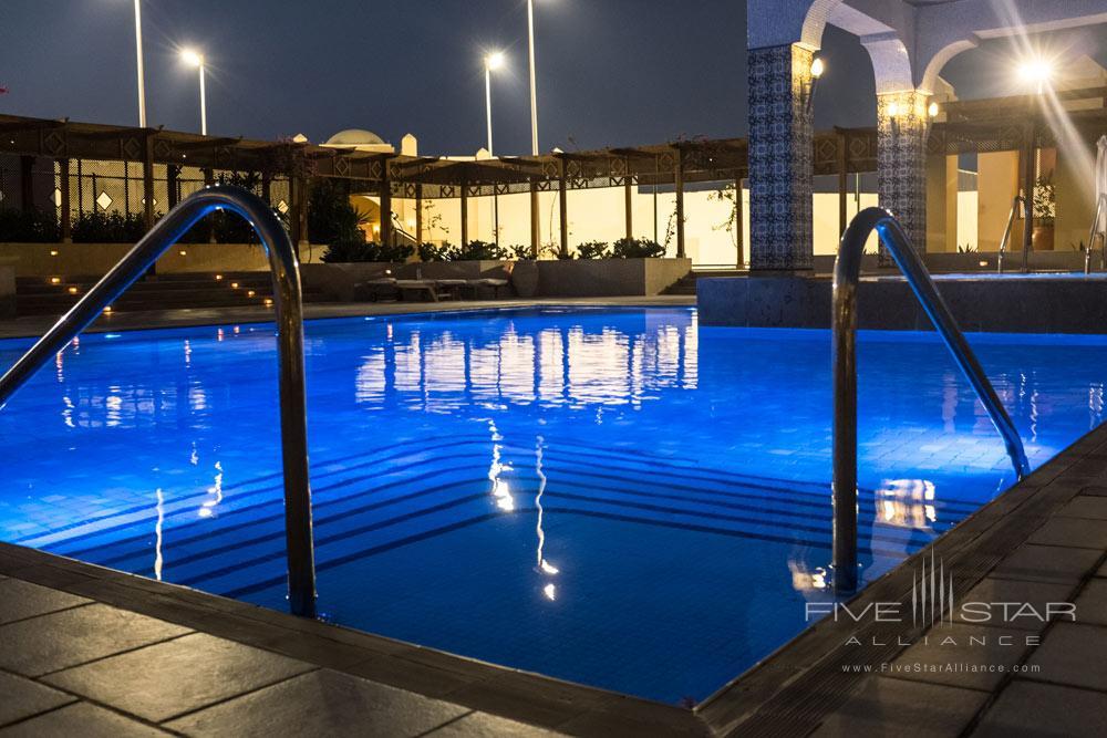 Pool at Kempinski Hotel Soma BayHurghadaRed SeaEgypt