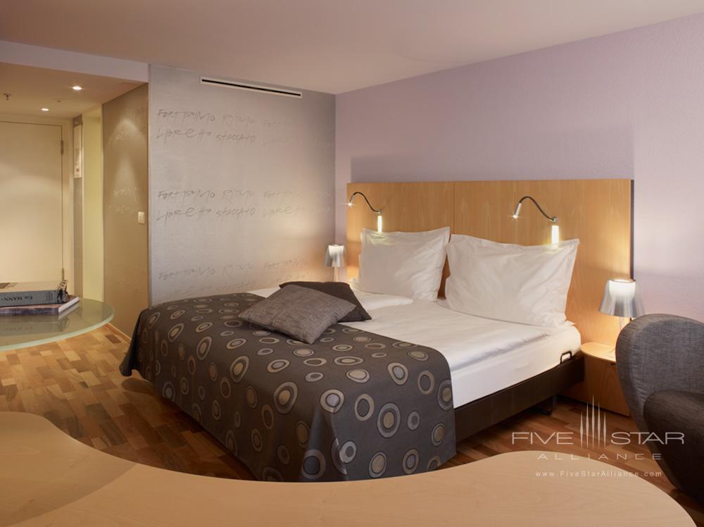 Comfort Guestroom at Hotel Allegro Bern, Switzerland