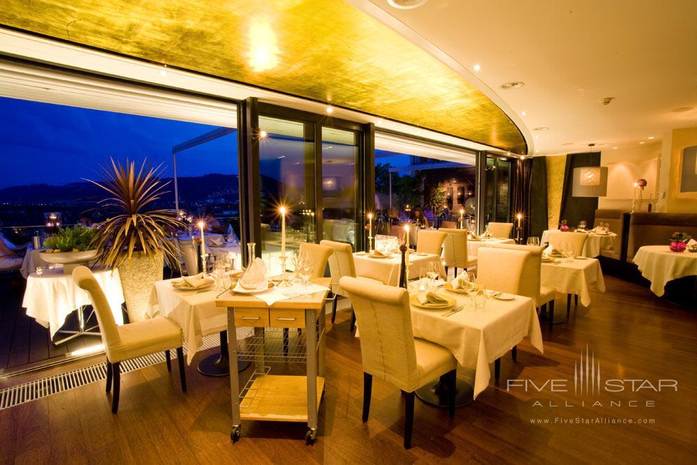 Restaurant Meridiano at Hotel Allegro Bern, Switzerland