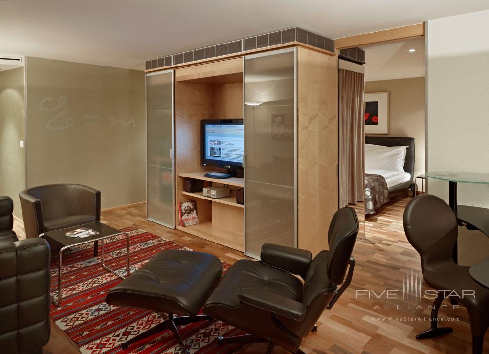 Panorama Suite at Hotel Allegro Bern, Switzerland