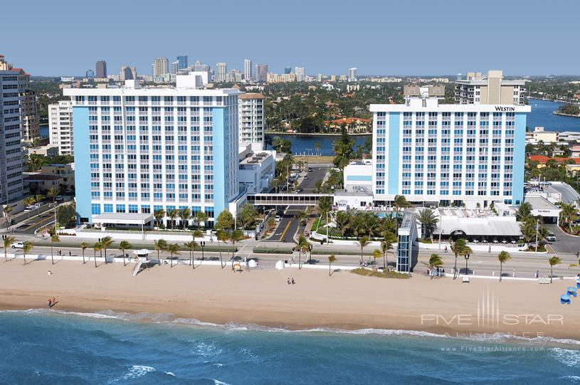 The Westin Beach Resort & Spa Fort Lauderdale Exterior