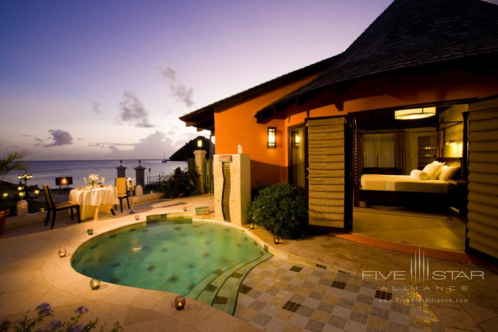 Pool Villa at Sandals Grande St. Lucian Gros Islet, Saint Lucia