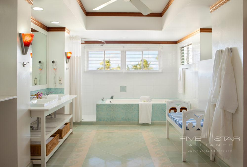 Suite Bath at Couples Negril