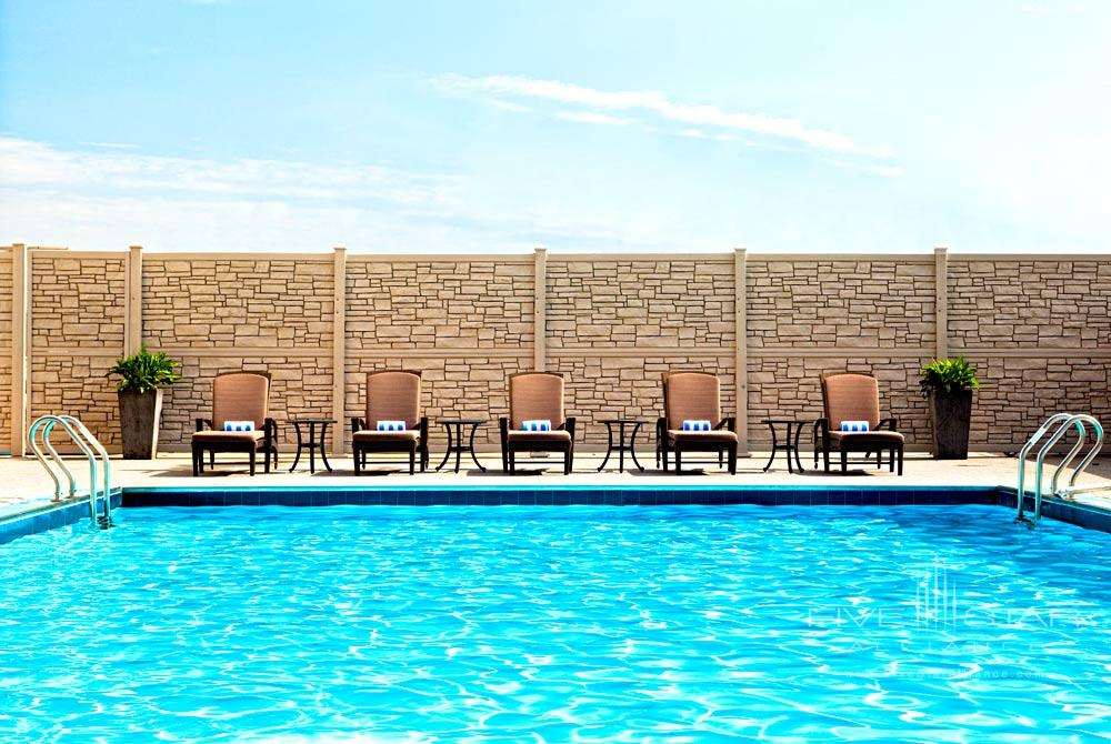 Outdoor Pool at Westin Galleria HoustonTX