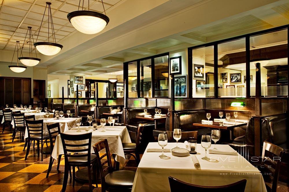 Dining at Westin Galleria HoustonTX