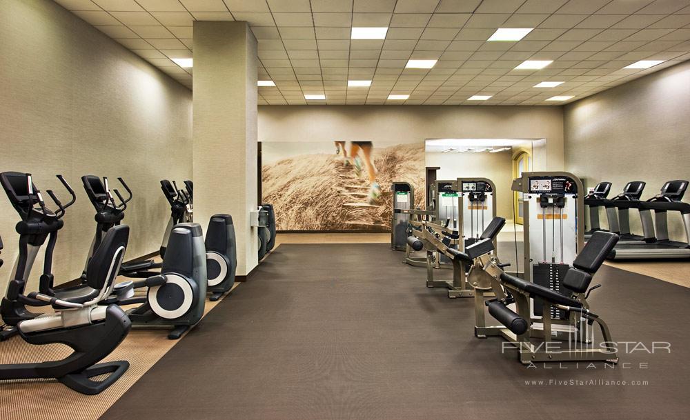 Fitness Center at Westin Galleria HoustonTX