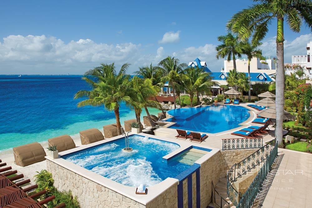 Pool at Zoetry Villa Rolandi Isla Mujeres, Mexico