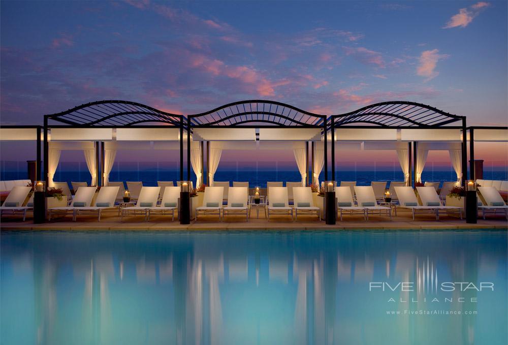 Pool and Lounge at Surf and Sand ResortCA