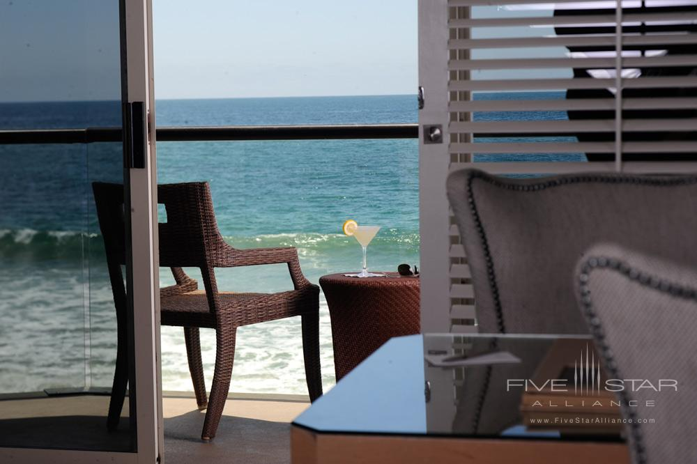 Balcony Suite at Surf and Sand ResortCA