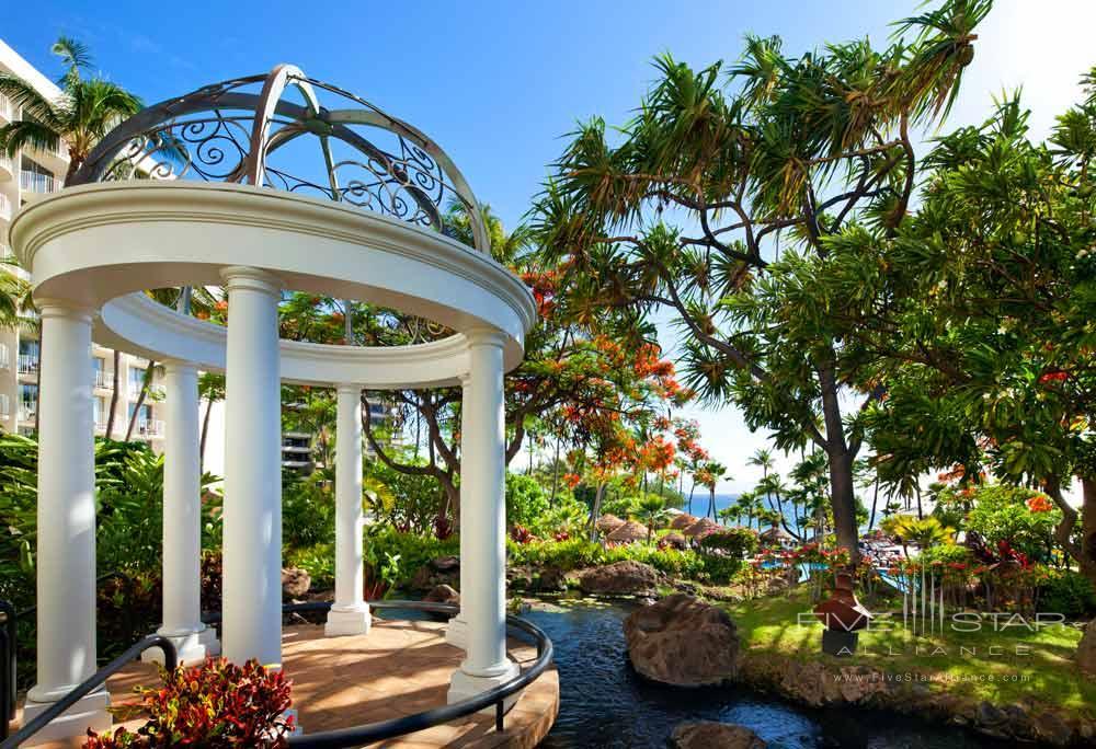 Hale Aloha Gazebo at Westin Maui