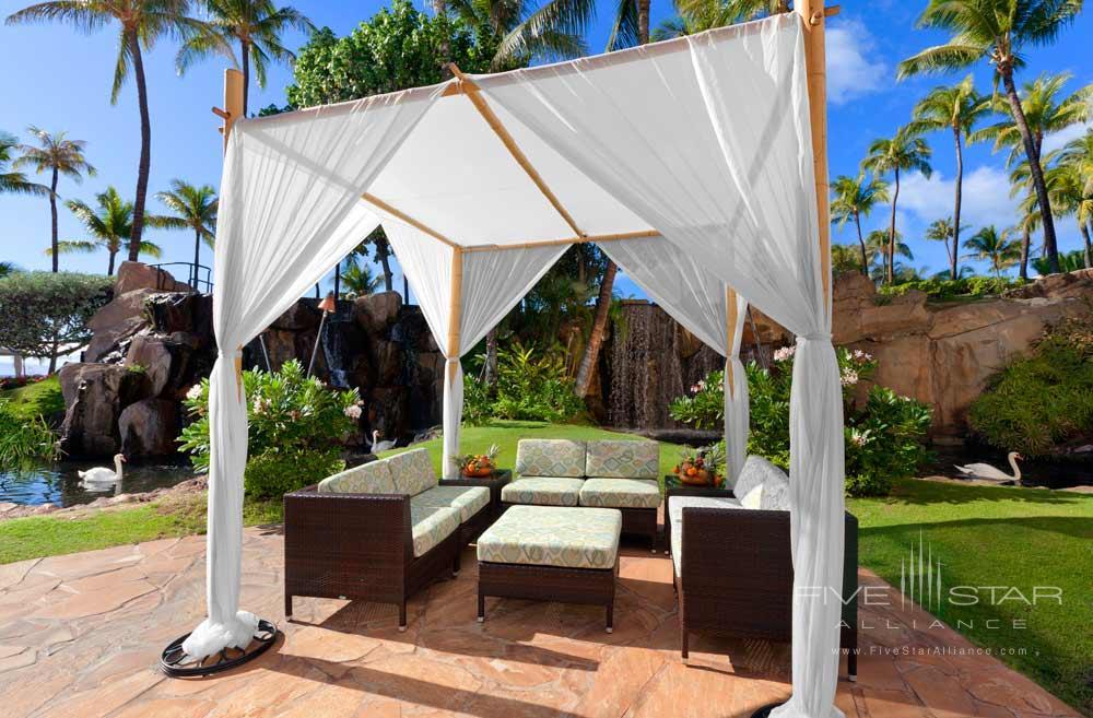 Aloha Pavillion at Westin Maui
