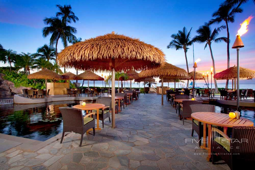 Tropica Restaurant at Westin Maui