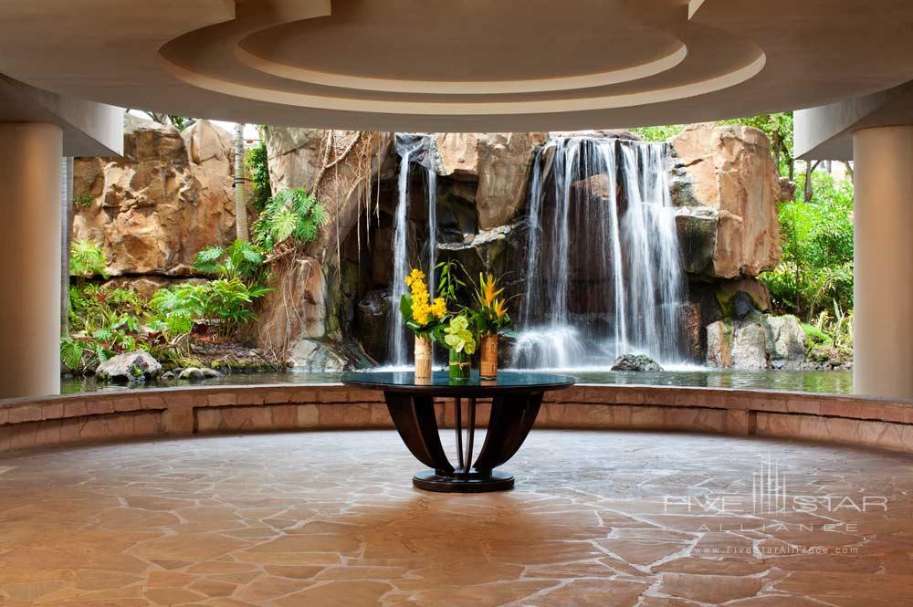 Lobby at Westin Maui