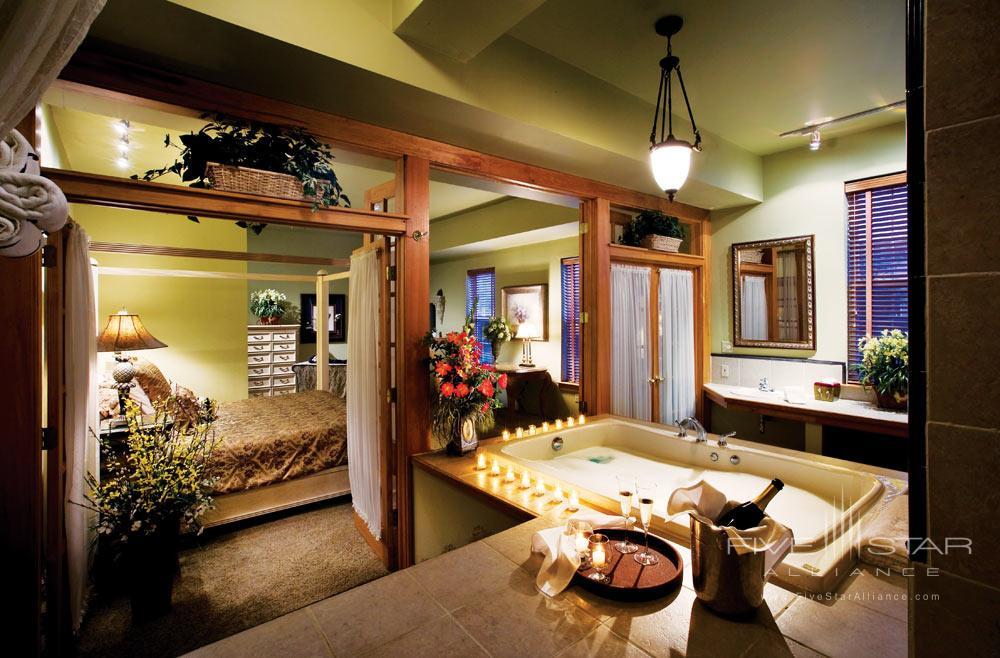 Guestroom at The Inn at Leola VillagePA