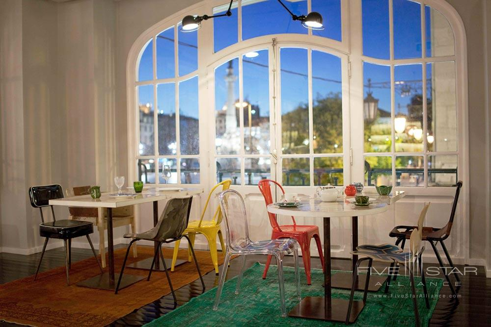 Photo gallery for internacional design hotel in lisbon for Decor hotel lisbon