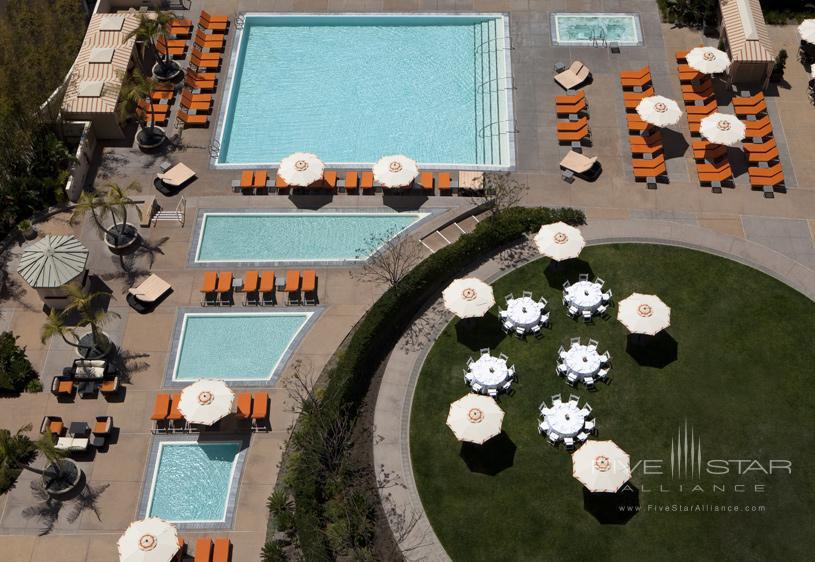 Hyatt Regency Century Plaza Hotel