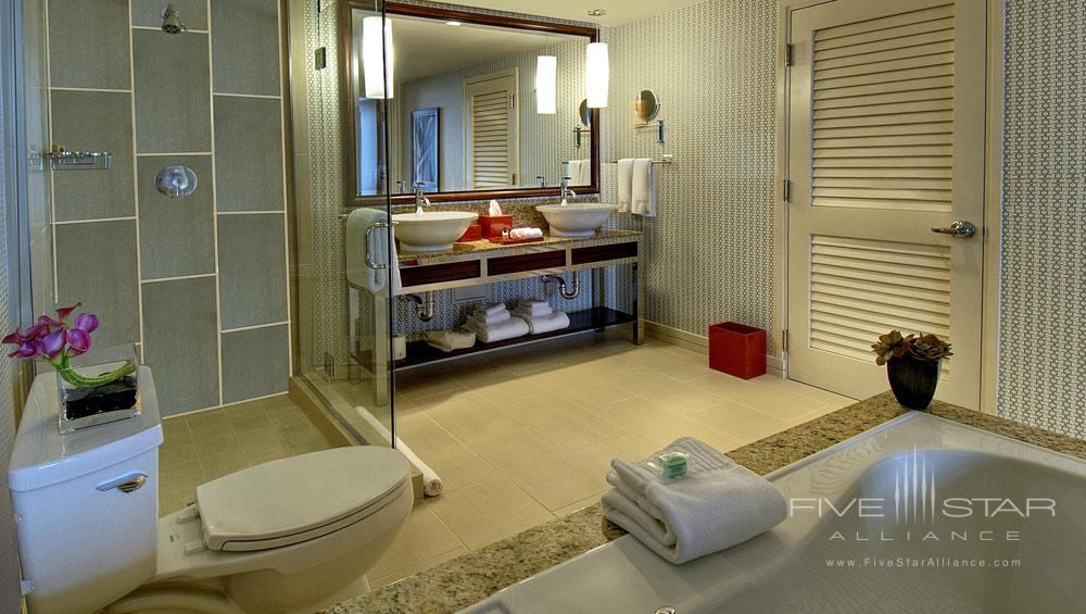 Suite Bath at Hotel Palomar Beverly Hills, Los Angeles, CA, United States