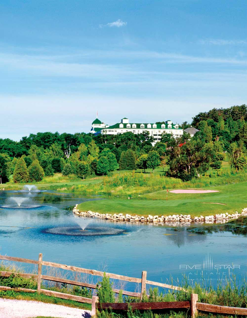 Photo Gallery For Grand Hotel Mackinac Island In Mackinac