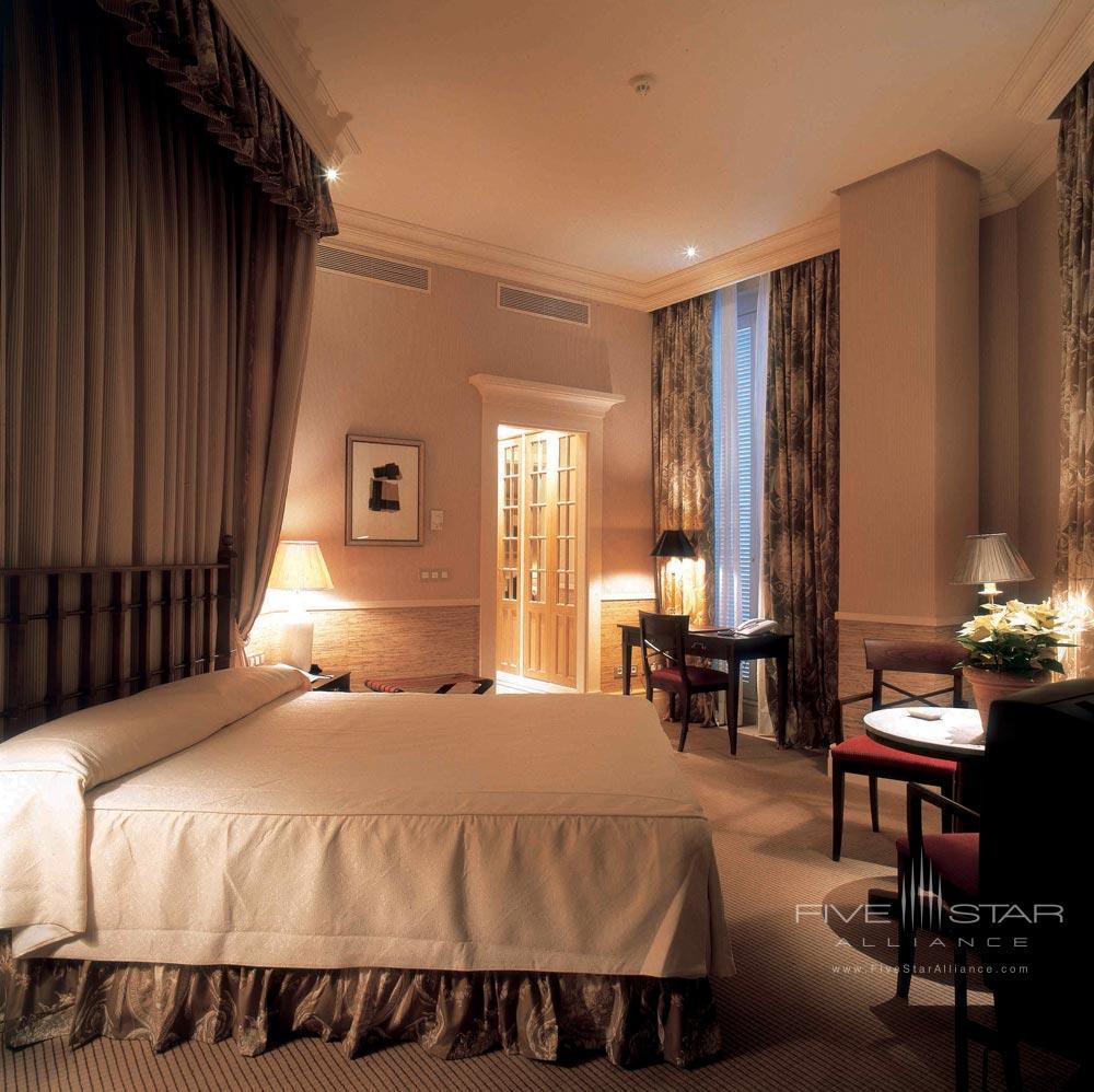 Guestroom at Adler Hotel MadridSpain