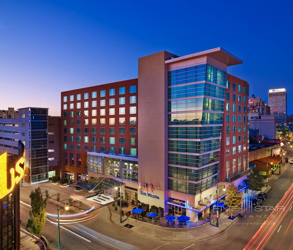 Photo gallery for westin memphis beale street in memphis for Luxury hotels in memphis tn