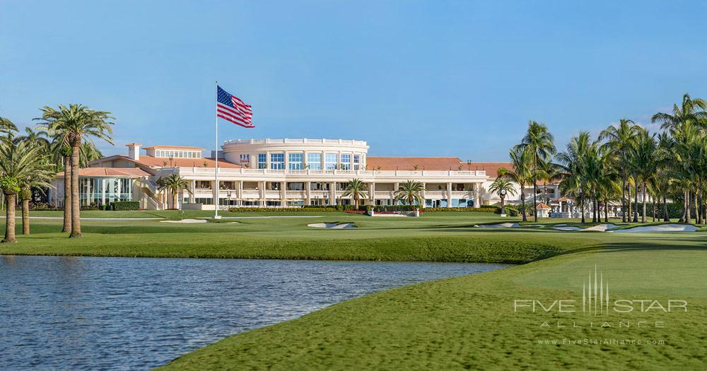 Exterior of Trump International DoralMiamiFL
