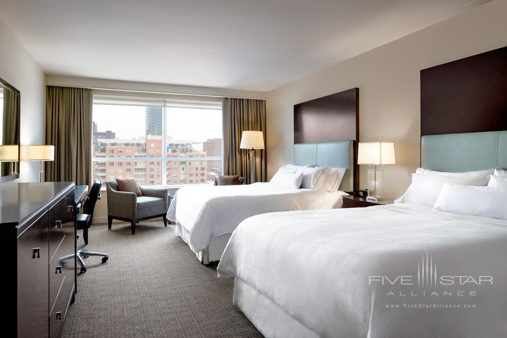Double Guest Room at Le Westin MontrealCanada