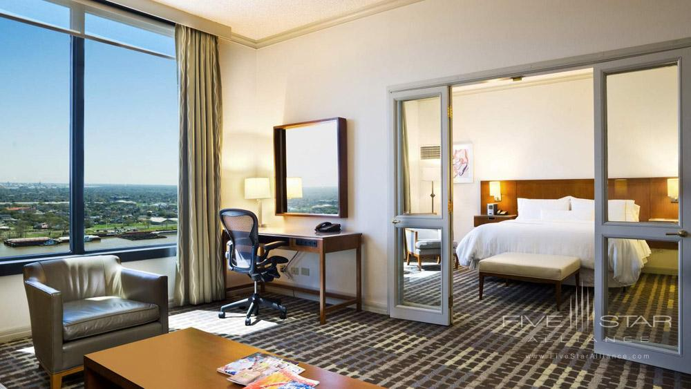 Bienville Suite (Executive Suite) at The Westin New Orleans Canal Place