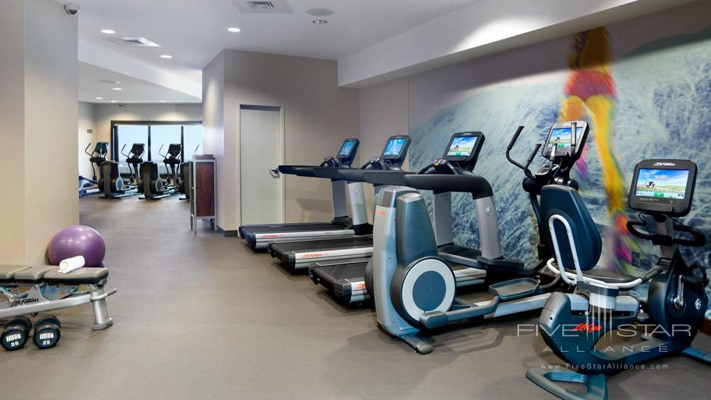 Fitness Studio at The Westin New Orleans Canal Place