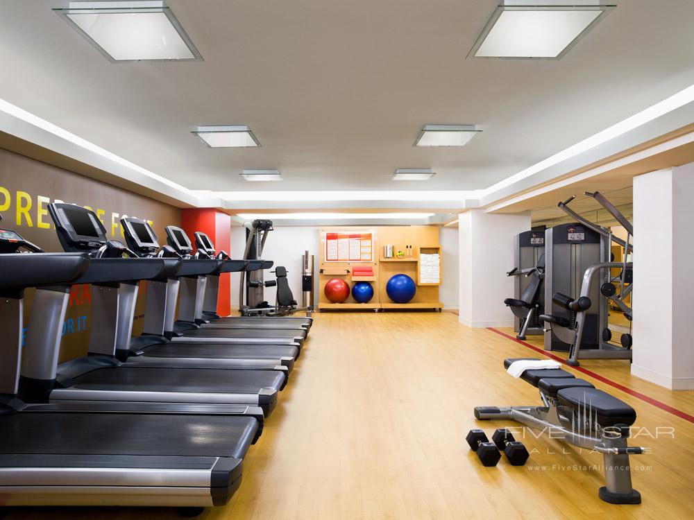 Fitness Center at Sheraton On the Falls HotelNiagara FallsONCanada